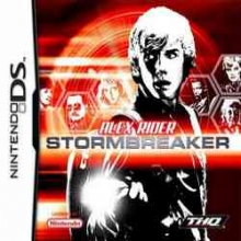 Alex Rider: Stormbreaker Losse Game Card voor Nintendo DS