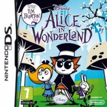 Alice in Wonderland voor Nintendo DS