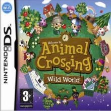 /Animal Crossing: Wild World voor Nintendo DS