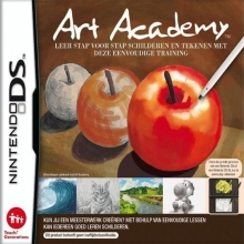 Art Academy Losse Game Card voor Nintendo DS