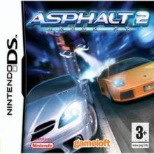 Asphalt 2 Urban GT voor Nintendo DS