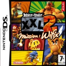 Asterix & Obelix XXL 2: Mission Wifix Losse Game Card voor Nintendo DS