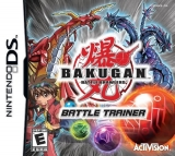 Bakugan Battle Brawlers: Battle Trainer (NA) voor Nintendo DS