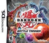 Bakugan Battle Brawlers: Battle Trainer (NA) voor Nintendo DS