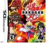 Bakugan: Battle Brawlers (NA) voor Nintendo DS