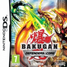Bakugan: Defenders of the Core Losse Game Card voor Nintendo DS