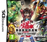 Bakugan Rise of the Resistance voor Nintendo DS
