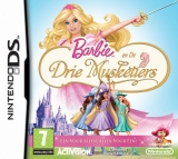 Barbie en de Drie Musketiers Losse Game Card voor Nintendo DS