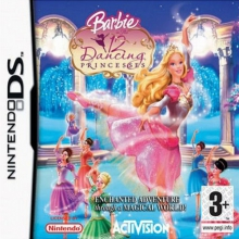Barbie in the 12 Dancing Princesses Losse Game Card voor Nintendo DS