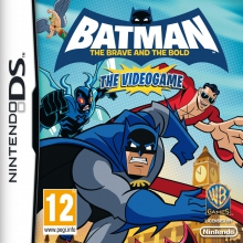 Batman The Brave and the Bold the Videogame voor Nintendo DS