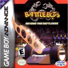 BattleBots Beyond the Battlebox voor Nintendo DS