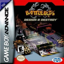 Battlebots Design and Destroy voor Nintendo DS