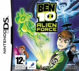 Ben 10 Alien Force Losse Game Card voor Nintendo DS