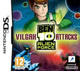Ben 10 Alien Force Vilgax Attacks voor Nintendo DS