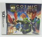 Ben 10 Cosmic Destruction voor Nintendo DS