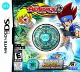 Beyblade Metal Fusion Collectors Edition Nieuw voor Nintendo DS