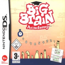 Big Brain Academy Losse Game Card voor Nintendo DS