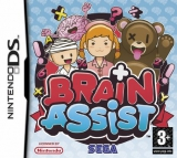 Brain Assist Losse Game Card voor Nintendo DS