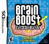 Brain Boost Gamma Wave (NA) voor Nintendo DS