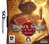 Broken Sword: Shadow of the Templars Losse Game Card voor Nintendo Wii