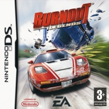 Burnout Legends Losse Game Card voor Nintendo DS