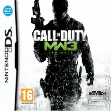 Call of Duty: Modern Warfare 3 - Defiance Losse Game Card voor Nintendo DS