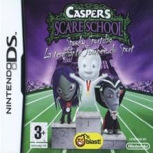 Caspers Scare School Spooky Sportdag voor Nintendo DS