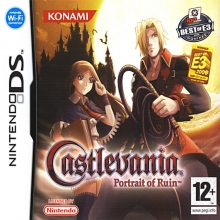 Castlevania: Portrait of Ruin Losse Game Card voor Nintendo DS