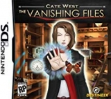 Cate West: The Vanishing Files (NA) voor Nintendo DS