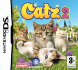 Catz 2 Losse Game Card voor Nintendo DS