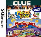 ClueMouse TrapPerfectionAggravation voor Nintendo DS