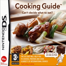 Cooking Guide: Can't decide what to eat? Losse Game Card voor Nintendo DS