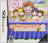 Cooking Mama 2: Dinner with Friends voor Nintendo DS