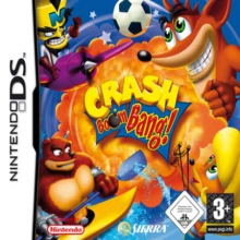 Crash Boom Bang! voor Nintendo DS
