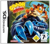 Crash of the Titans voor Nintendo DS