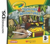 Crayola Treasure Adventures Losse Game Card voor Nintendo DS