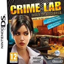 Crime Lab: Body of Evidence voor Nintendo DS