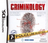 Criminology voor Nintendo DS