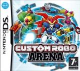 Custom Robo Arena voor Nintendo DS