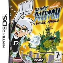 Danny Phantom: Urban Jungle voor Nintendo DS