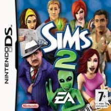 De Sims 2 Losse Game Card voor Nintendo Wii