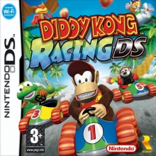 /Diddy Kong Racing DS voor Nintendo DS