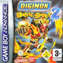 Digimon Battle Spirit 2 voor Nintendo DS