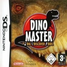 Dino Master voor Nintendo DS