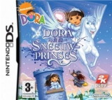 Dora Redt de Sneeuwprinses Losse Game Card voor Nintendo DS