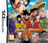Dragon Ball Z Attack of the Saiyans voor Nintendo DS