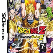 Dragon Ball Z: Supersonic Warriors 2 Losse Game Card voor Nintendo DS