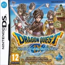 Dragon Quest IX: Sentinels of the Starry Skies voor Nintendo DS