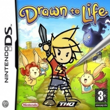Drawn to Life voor Nintendo DS