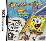 Drawn to Life: Spongebob SquarePants voor Nintendo DS